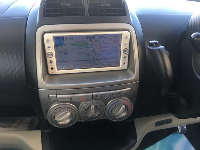 トヨタ パッソ X イロドリ TVナビ キーレス ミュージックプレイヤー接続
