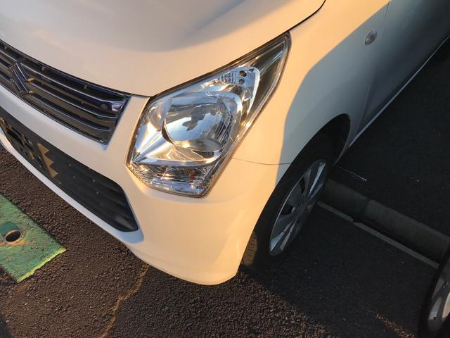 FX 軽自動車 ETC 衝突被害軽減システム ホワイト(3枚目)