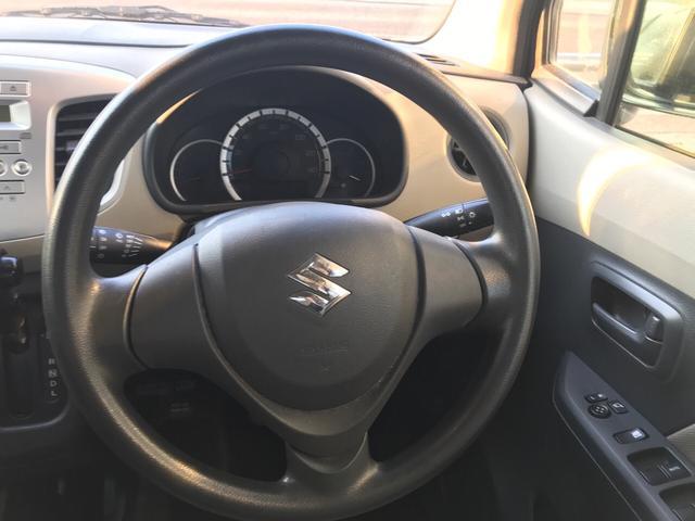 FX 軽自動車 ETC 衝突被害軽減システム ホワイト(9枚目)