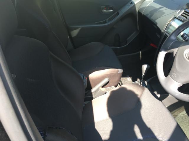 トヨタ ヴィッツ 1.3 RS ナビ TV AW15インチ 衝突安全ボディ