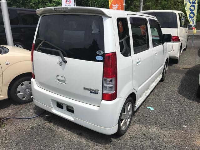 FXリミテッドII 軽自動車 コラムAT エアコン AW14(3枚目)