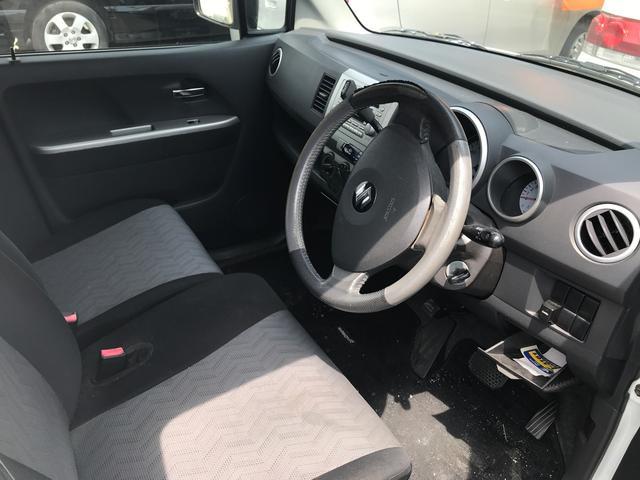 FXリミテッドII 軽自動車 コラムAT エアコン AW14(6枚目)