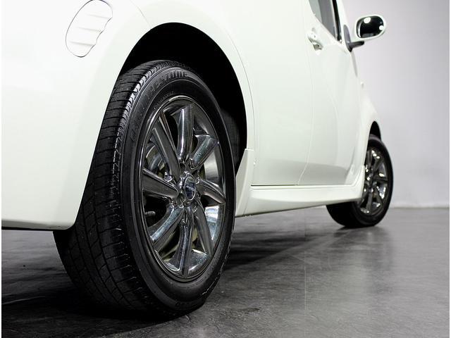 ライダー専用16インチアルミホイールには残り溝タップリのタイヤが装着されてます。