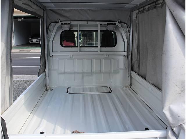 マツダ スクラムトラック KCエアコン パワステ オートマ 幌付き ワンオーナー
