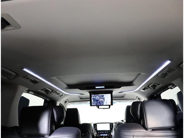 2.5ZG-ED SR 10型ナビ後席TV 3眼LEDライト(18枚目)
