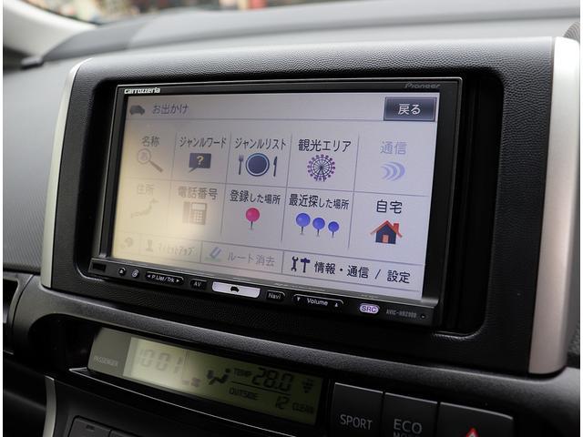 1.8Sエアロ HDDナビフルセグTV HID スマートキー(10枚目)