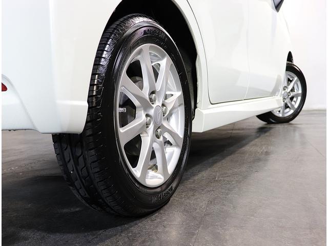 タイヤの残り溝もバッチリです。