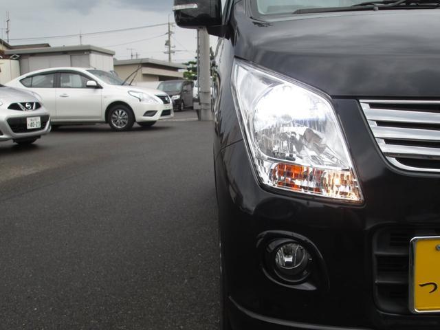 スズキ ワゴンR リミテッド 4WD ナビTV Bカメラ ETC HID