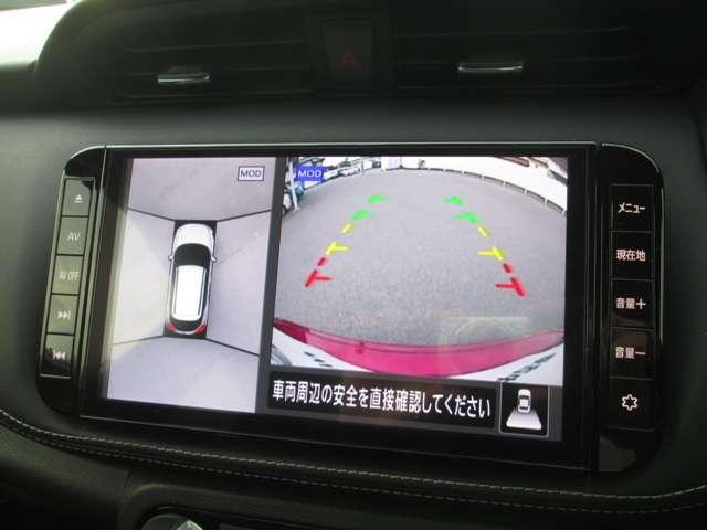 X ナビ アラウンドM  LEDライト 禁煙車(9枚目)