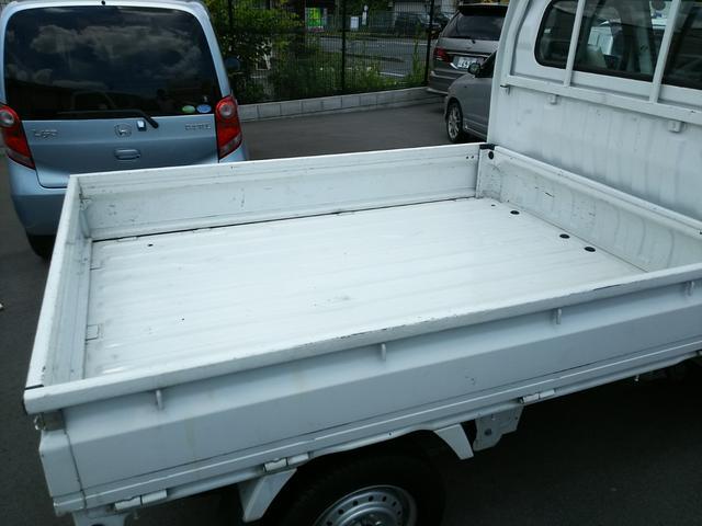 マツダ スクラムトラック KCスペシャル エアコン パワステ