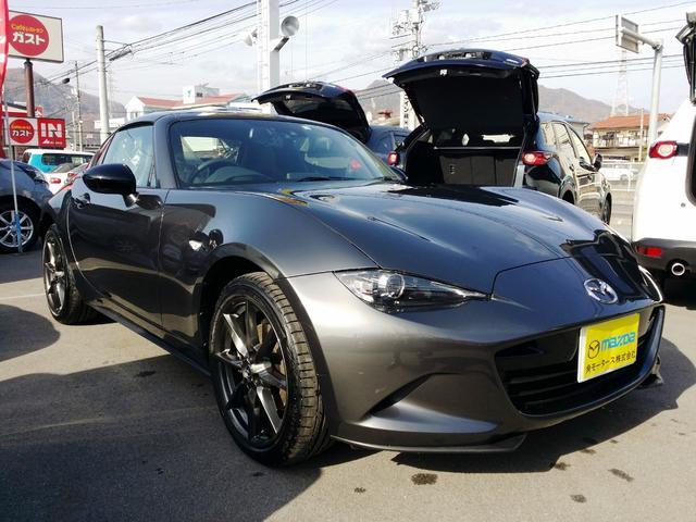 「マツダ」「ロードスターRF」「オープンカー」「広島県」の中古車6