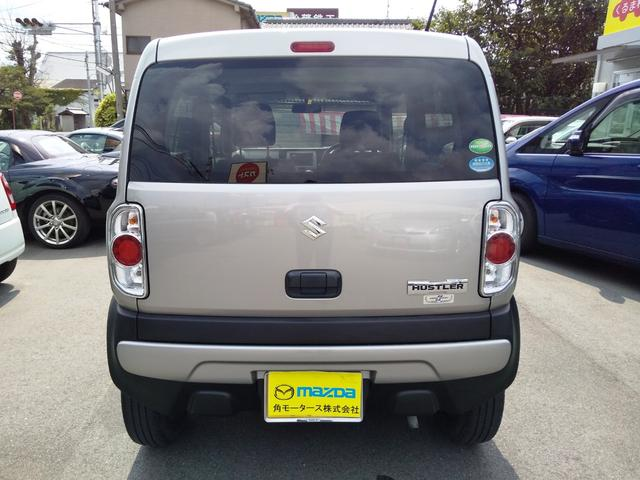 「スズキ」「ハスラー」「コンパクトカー」「広島県」の中古車8