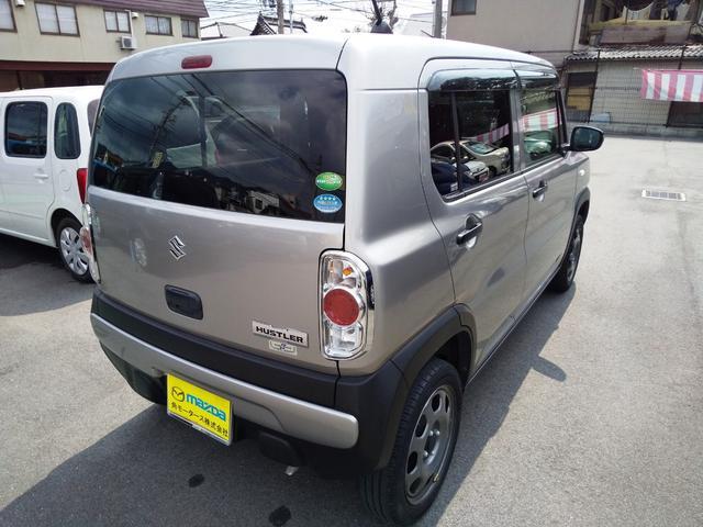「スズキ」「ハスラー」「コンパクトカー」「広島県」の中古車9