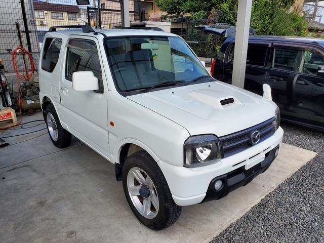 「マツダ」「AZオフロード」「コンパクトカー」「広島県」の中古車7