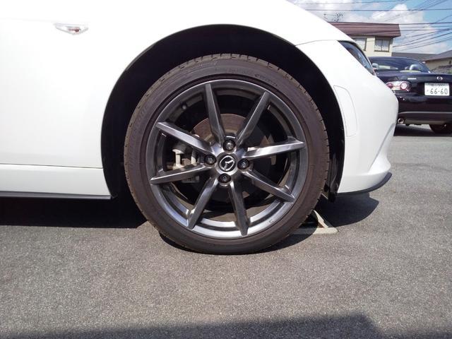 「マツダ」「ロードスター」「オープンカー」「広島県」の中古車16
