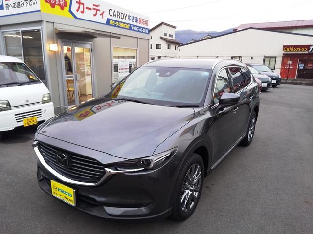 「マツダ」「CX-8」「SUV・クロカン」「広島県」の中古車2