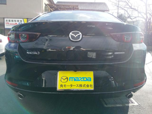 「マツダ」「MAZDA3セダン」「セダン」「広島県」の中古車13