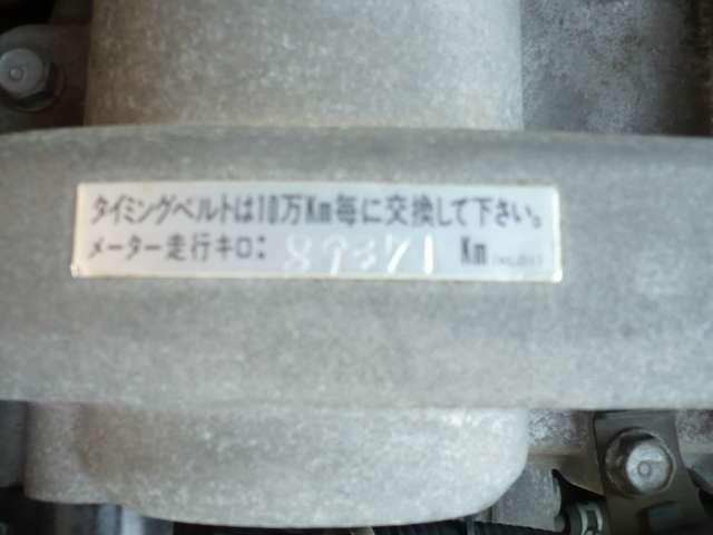RS 6速MT アルミ 車高調 タイミングベルト交換済 CD(17枚目)