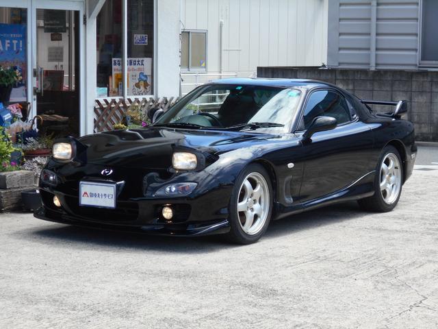 「マツダ」「RX-7」「クーペ」「広島県」の中古車29