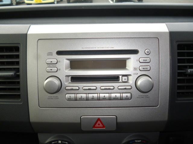 スズキ ワゴンR CD FM/AM エアコン パワーウィンドウ キーレス