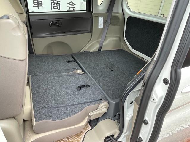 X フル装備 電動格納ミラー 片側スライドドア キーレスエントリー スマートキー 純正CD AM/FMラジオ シガーソケット(21枚目)