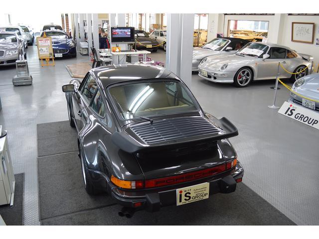 911ターボ ワンオーナー ディ-ラー車 記録簿(3枚目)