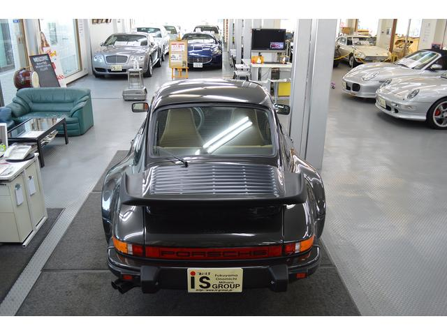 911ターボ ワンオーナー ディ-ラー車 記録簿(4枚目)