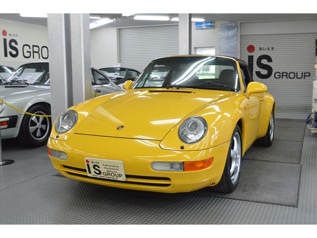 911カレラ カブリオレ オリジナル車 D車 保証書 記録簿(2枚目)