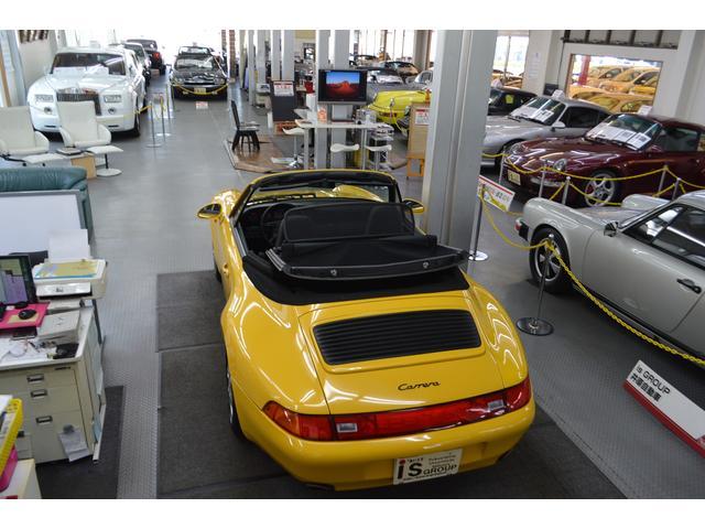 911カレラ カブリオレ オリジナル車 D車 保証書 記録簿(6枚目)