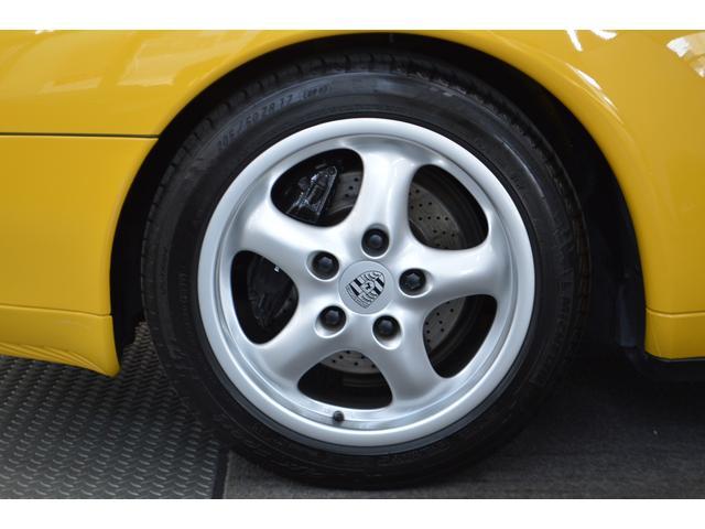 911カレラ カブリオレ オリジナル車 D車 保証書 記録簿(14枚目)