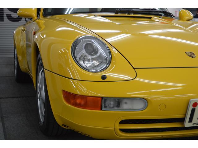 911カレラ カブリオレ オリジナル車 D車 保証書 記録簿(16枚目)