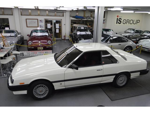 2000ターボRS-X オリジナル車 保証書 記録簿 取説(2枚目)