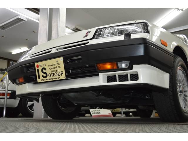 2000ターボRS-X オリジナル車 保証書 記録簿 取説(9枚目)