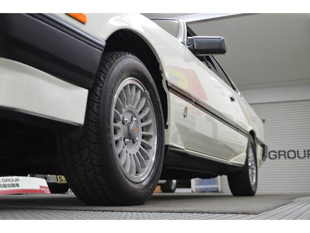2000ターボRS-X オリジナル車 保証書 記録簿 取説(10枚目)