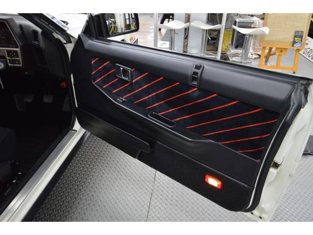 2000ターボRS-X オリジナル車 保証書 記録簿 取説(18枚目)