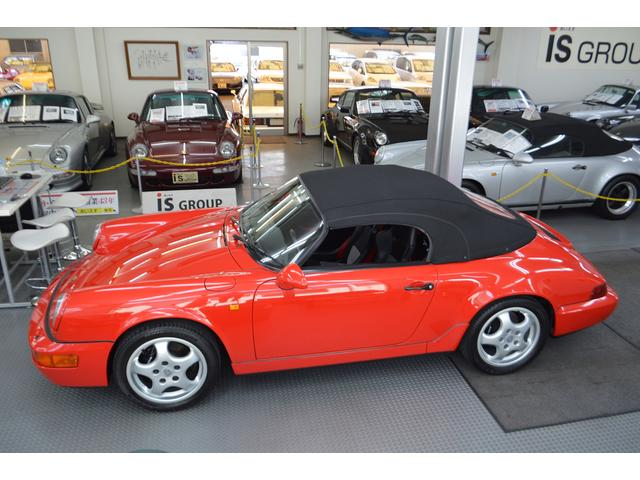 911 スピードスター D車 オリジナル車 記録簿22枚(5枚目)