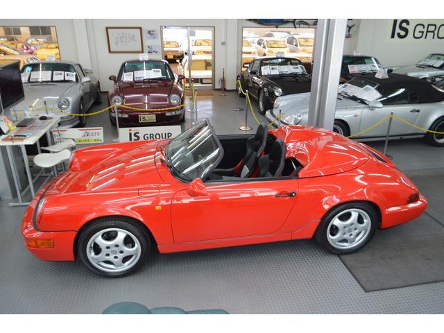 911 スピードスター D車 オリジナル車 記録簿22枚(6枚目)