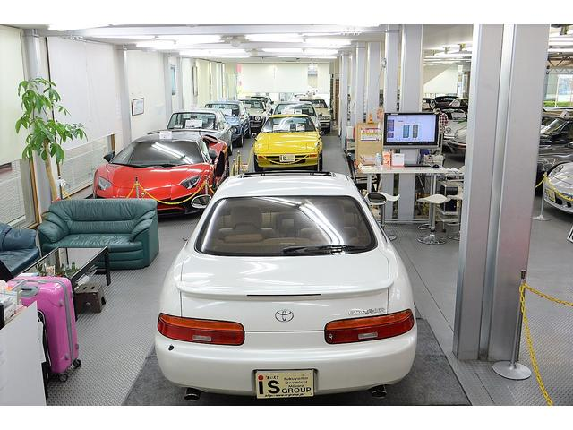 トヨタ ソアラ 4.0GTリミテッド ユーザー買取 保証書取説 オリジナル車