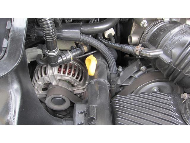 911タルガ D車 リトロニック 黒レザー 保証書 整備手帳(8枚目)