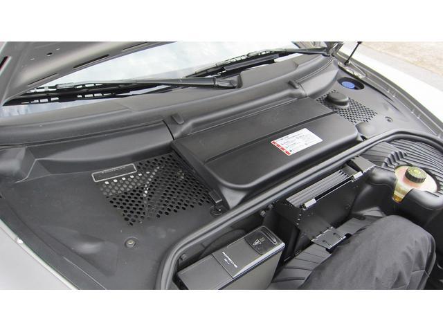 911タルガ D車 リトロニック 黒レザー 保証書 整備手帳(12枚目)