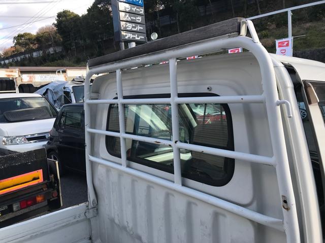 AT 軽トラック 2名乗り ホワイト ワンオーナー 禁煙車(14枚目)