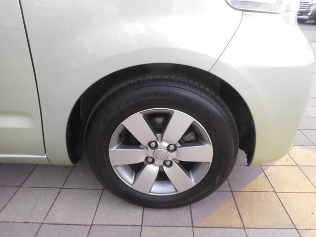 トヨタ ポルテ 150r 社外ナビ 純正アルミ パワースライドドア