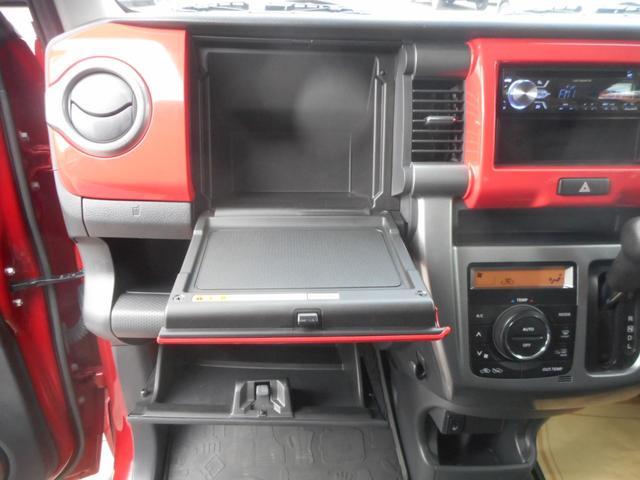スズキ ハスラー Jスタイル スマートキー レーダーブレーキ 社外オーディオ