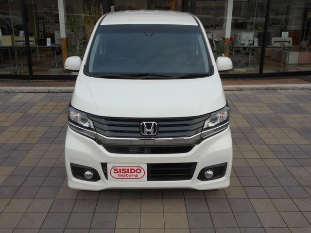 「ホンダ」「N-WGNカスタム」「コンパクトカー」「岡山県」の中古車5