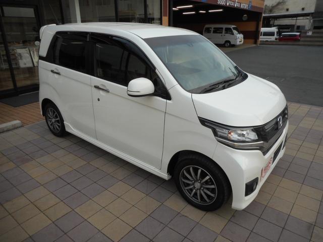 「ホンダ」「N-WGNカスタム」「コンパクトカー」「岡山県」の中古車7
