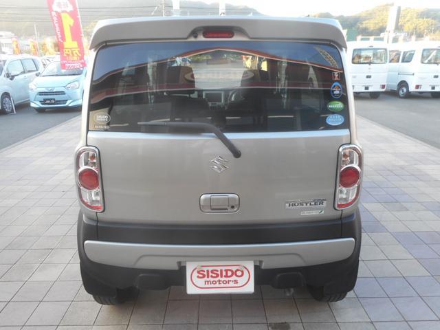 「スズキ」「ハスラー」「コンパクトカー」「岡山県」の中古車43