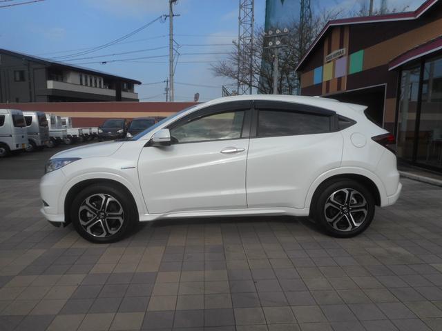 「ホンダ」「ヴェゼル」「SUV・クロカン」「岡山県」の中古車8