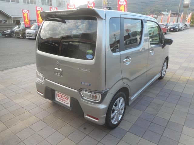 「スズキ」「ワゴンRスティングレー」「コンパクトカー」「岡山県」の中古車44