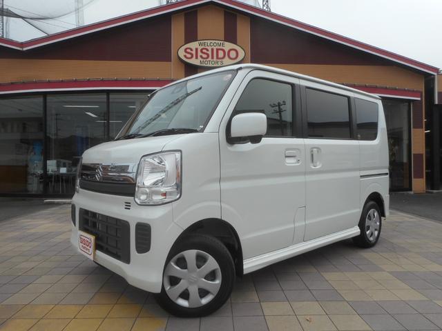 「スズキ」「エブリイワゴン」「コンパクトカー」「岡山県」の中古車2