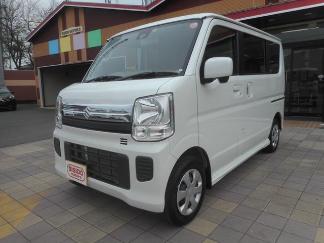 「スズキ」「エブリイワゴン」「コンパクトカー」「岡山県」の中古車6